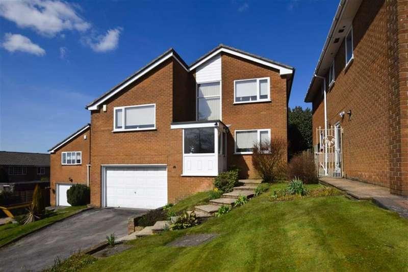 4 Bedrooms Detached House for sale in Cornfield, Stalybridge