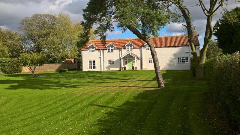 4 Bedrooms House for sale in Main Street, Great Kelk, Driffield