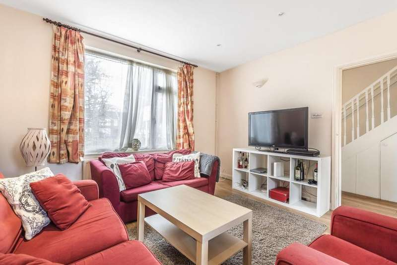 3 Bedrooms Terraced House for sale in Aldrich Terrace, Earlsfield
