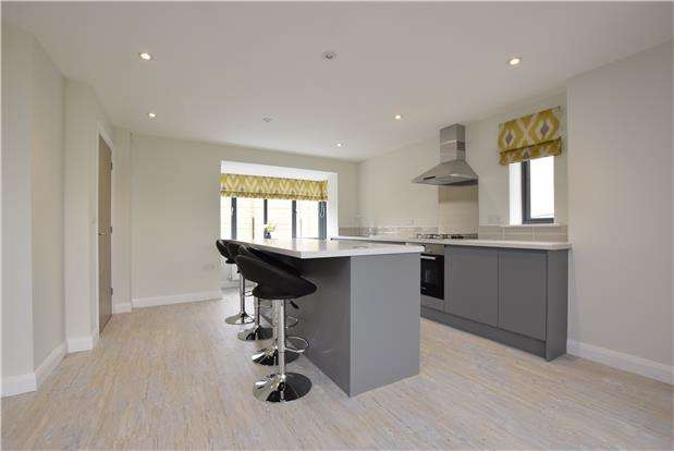 3 Bedrooms Semi Detached House for sale in Plot 3 Bridge View, Dundry, Bristol, BS41 8JW