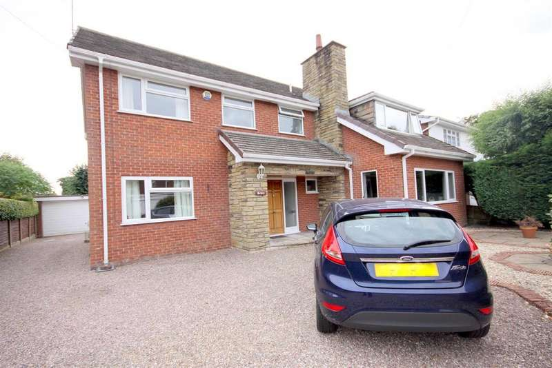 4 Bedrooms Detached House for sale in St. James Close, Westhead, Ormskirk