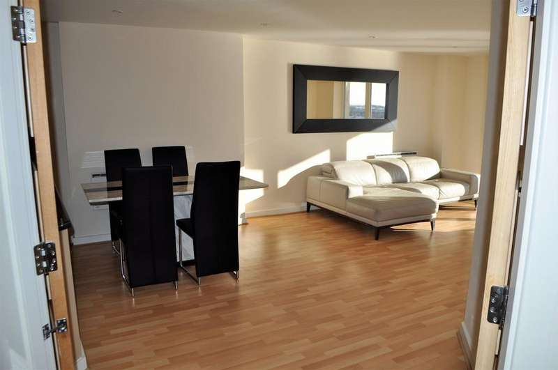 2 Bedrooms Apartment Flat for sale in Sovereign Point, Salford Quays, , M50
