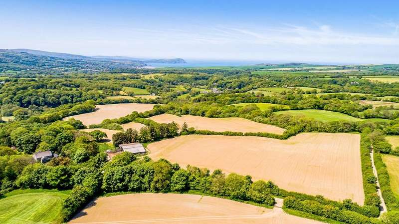 4 Bedrooms Farm Commercial for sale in Velindre, Nr Nevern, Pembrokeshire, SA41