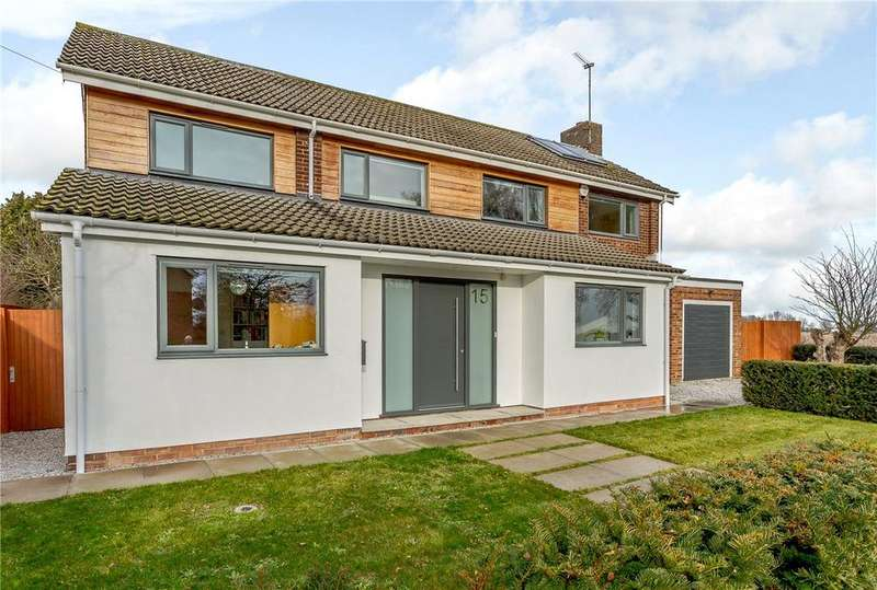 4 Bedrooms Detached House for sale in Roman Hill, Barton, Cambridge, CB23