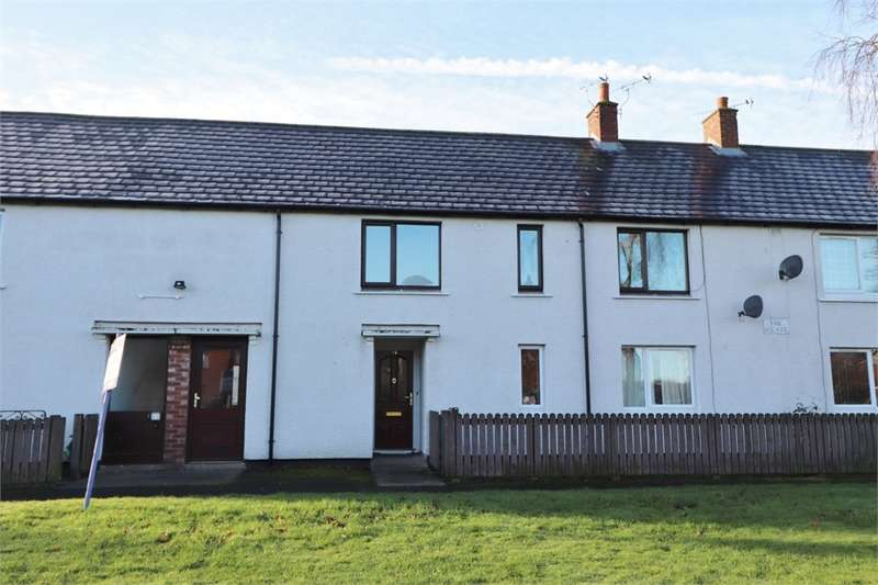 2 Bedrooms Flat for sale in CA6 5UL The Square, Longtown, Carlisle, Cumbria