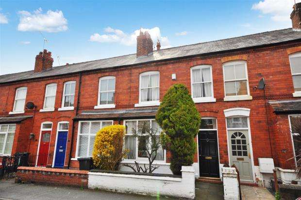2 Bedrooms Terraced House for sale in Clare Avenue, Hoole, Hoole