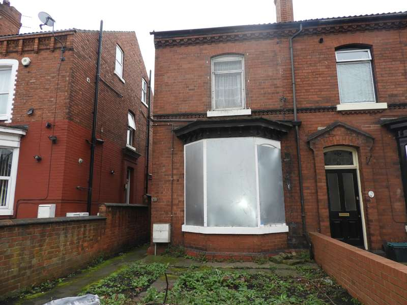 3 Bedrooms Semi Detached House for sale in Kings Road, Doncaster, DN1
