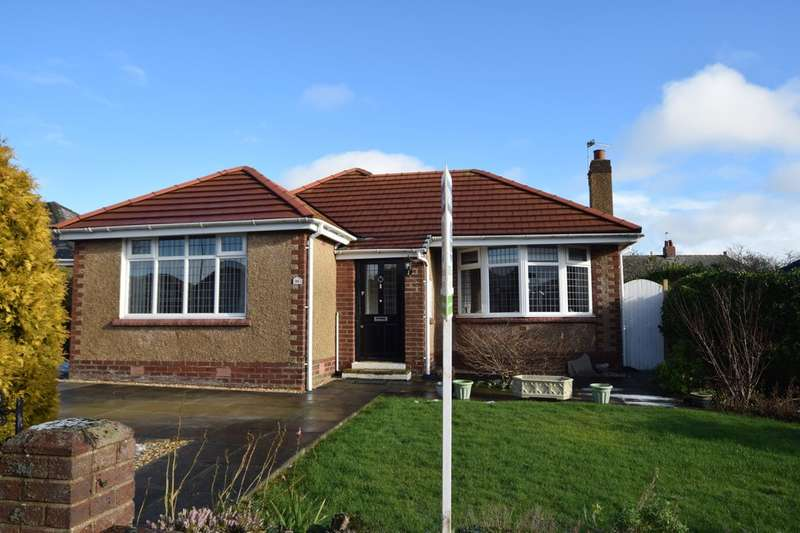 2 Bedrooms Detached Bungalow for sale in Norland Avenue, Barrow-in-Furness