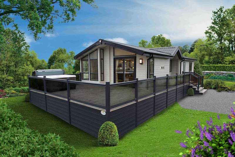 2 Bedrooms Mobile Home for sale in Willerby Mulberry Lodge, Plas Coch Holiday Home Park, Anglesey, LL61 6EJ