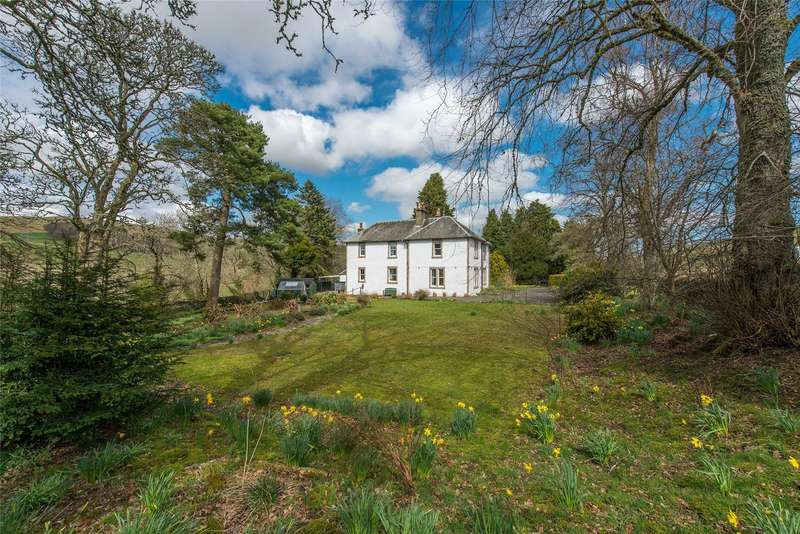 5 Bedrooms Detached House for sale in Colterscleuch House, Teviothead, Hawick, Scottish Borders, TD9
