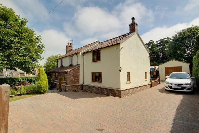 4 Bedrooms Detached House for sale in Bilsby