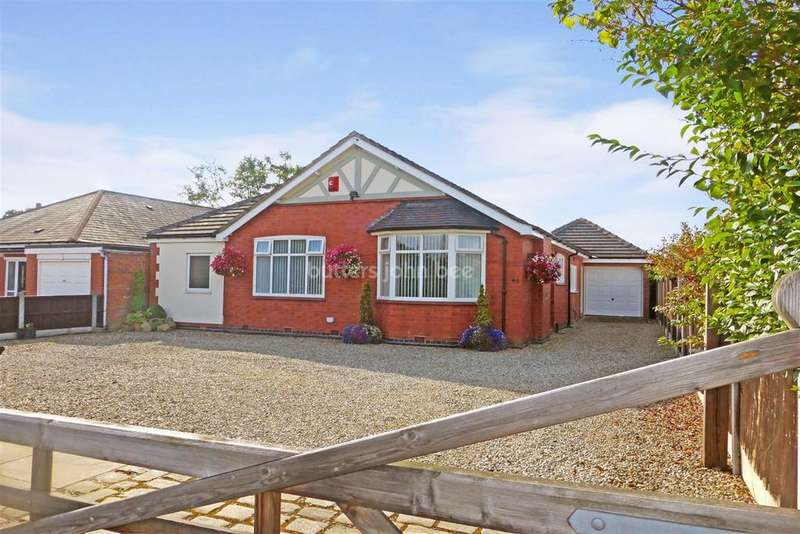 3 Bedrooms Bungalow for sale in Grange Lane, Winsford