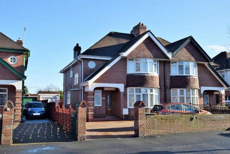 3 Bedrooms House for sale in Alphington Road, St Thomas, EX2