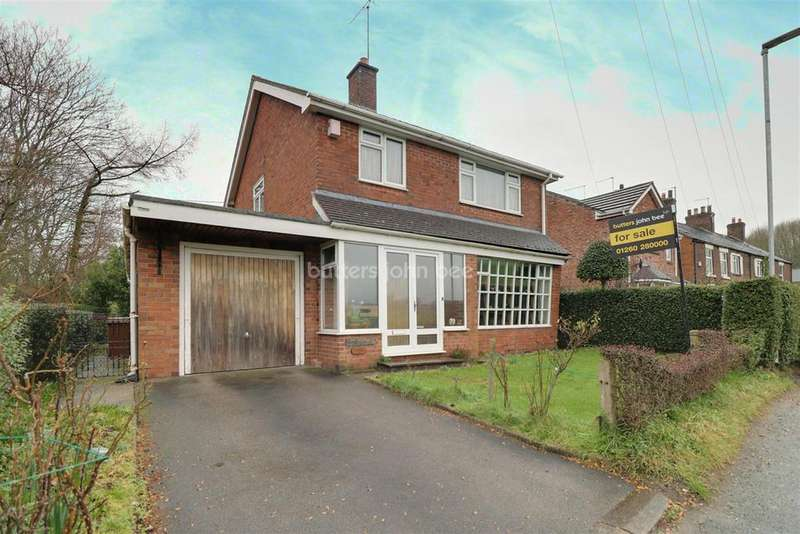 3 Bedrooms Detached House for sale in Fol Hollow, Congleton