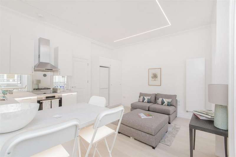 2 Bedrooms Apartment Flat for sale in Cambridge Street, London, SW1V
