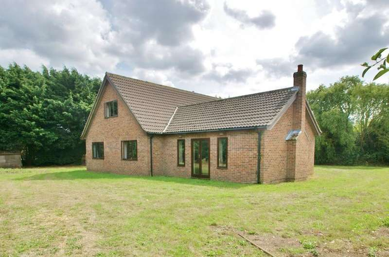 4 Bedrooms Detached House for sale in High Street, Marsham