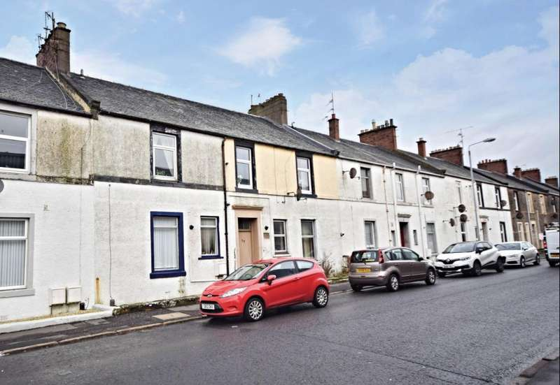 1 Bedroom Flat for sale in McCalls Avenue, Ayr, South Ayrshire, KA8 9AA