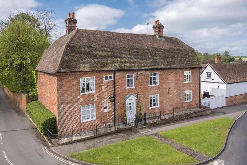 7 Bedrooms Detached House for sale in Pye Corner, Castle Hedingham, Halstead, Essex, CO9