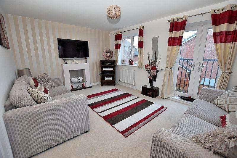 3 Bedrooms End Of Terrace House for sale in SHOW HOME condition throughout a SPACIOUS home!