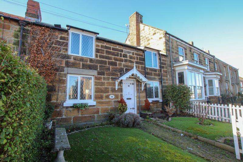 2 Bedrooms Cottage House for sale in High Street, Marske by the Sea