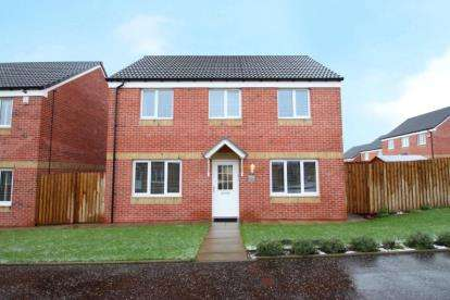 4 Bedrooms Detached House for sale in Craigswood Way, Baillieston, Glasgow, Lanarkshire