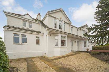 4 Bedrooms Semi Detached House for sale in Gartmore Road, Paisley