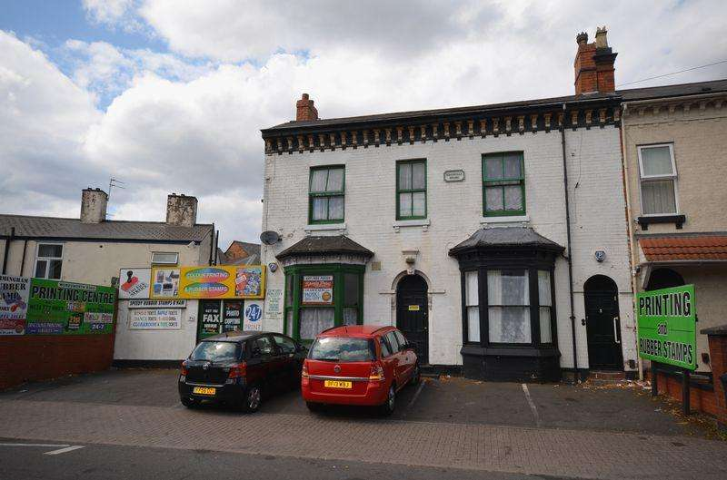 4 Bedrooms House for sale in Wordsworth Road, Small Heath