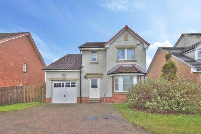 4 Bedrooms Detached Villa House for sale in 6 Cortmalaw Close, Robroyston, Glasgow, G33 1TF