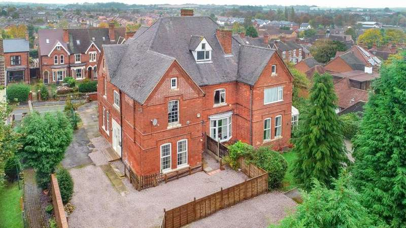 11 Bedrooms Detached House for sale in Burton Road, Ashby De La Zouch, Leicestershire