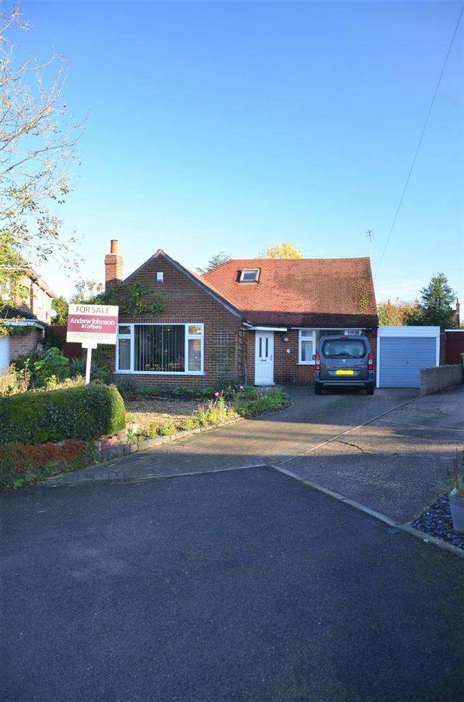3 Bedrooms Bungalow for sale in Churchill Close, De La Zouch