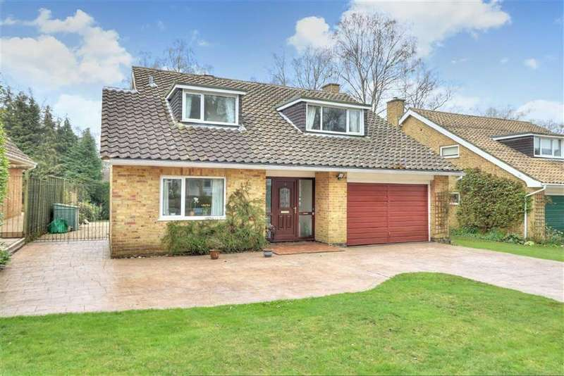 4 Bedrooms Detached House for sale in Hookwater Road, Parish Of Ampfield, Chandlers Ford, Hampshire