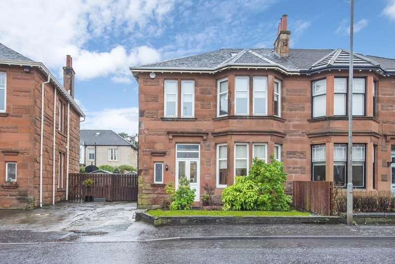 3 Bedrooms Semi Detached House for sale in 62 Blairbeth Road, Burnside, Glasgow, G73 4JQ