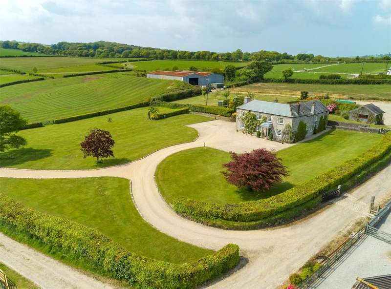 7 Bedrooms Unique Property for sale in Callington, Cornwall, PL17