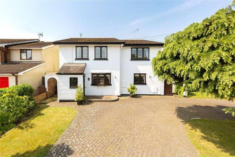 4 Bedrooms Detached House for sale in Hullbridge Road, South Woodham Ferrers, Essex, CM3
