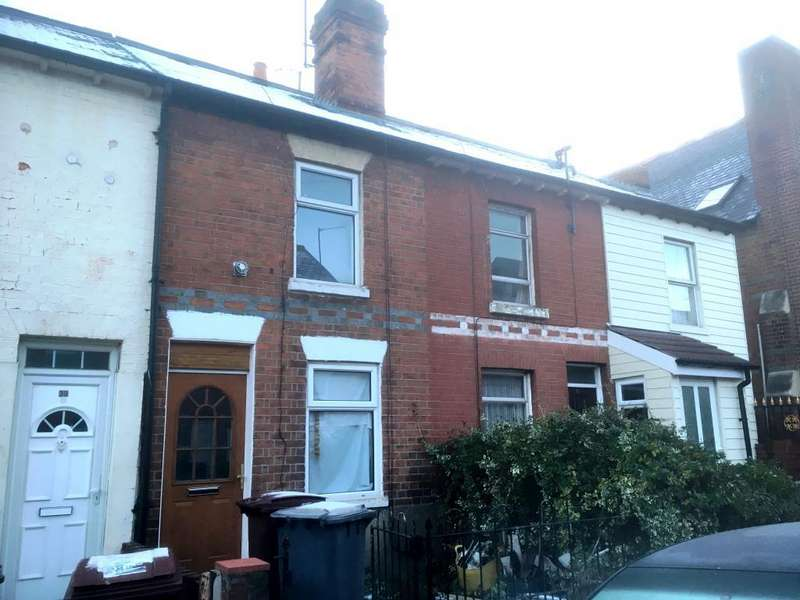 2 Bedrooms House for sale in Cumberland Road, Reading, RG1