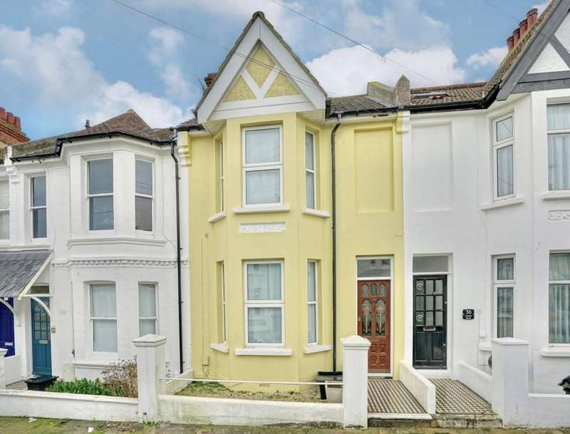 3 Bedrooms House for sale in Lennox Road, Hove