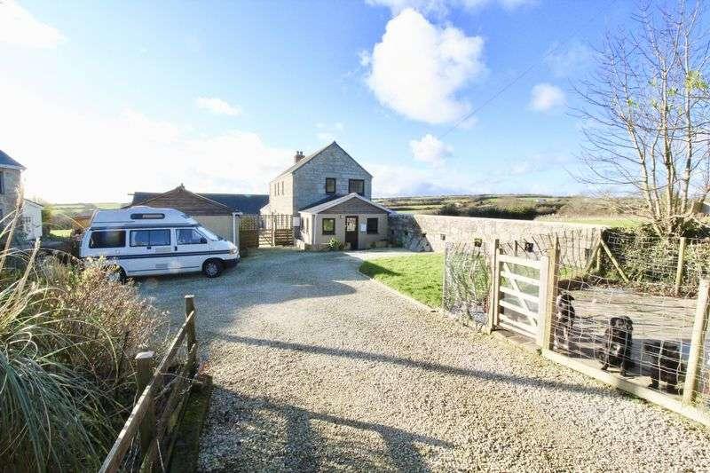 4 Bedrooms Property for sale in Trebarvah Woon Constantine, Falmouth