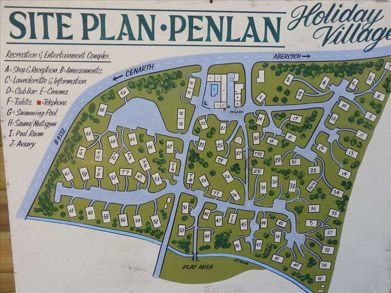 Land Commercial for sale in Penlan Holiday Village, CENARTH, Newcastle Emlyn