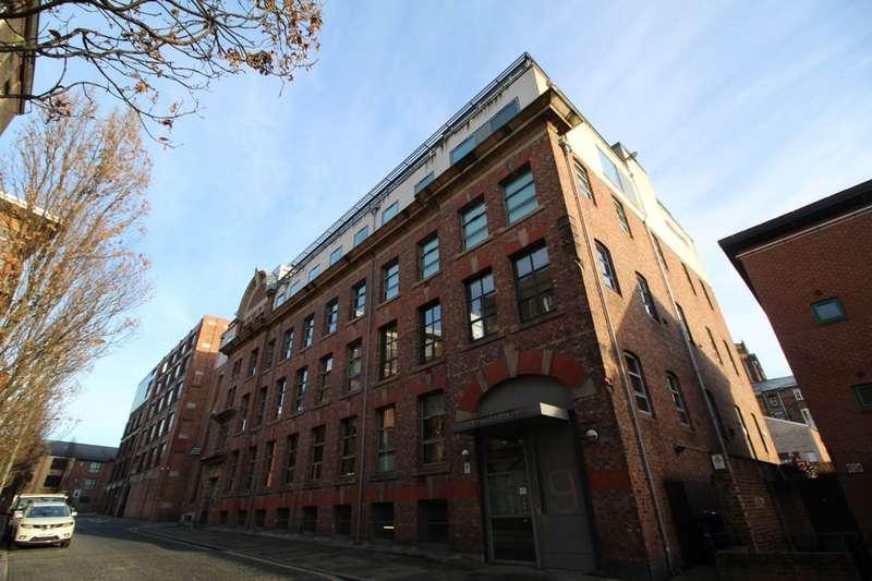 2 Bedrooms Flat for sale in Cornwallis Street, Liverpool, L1
