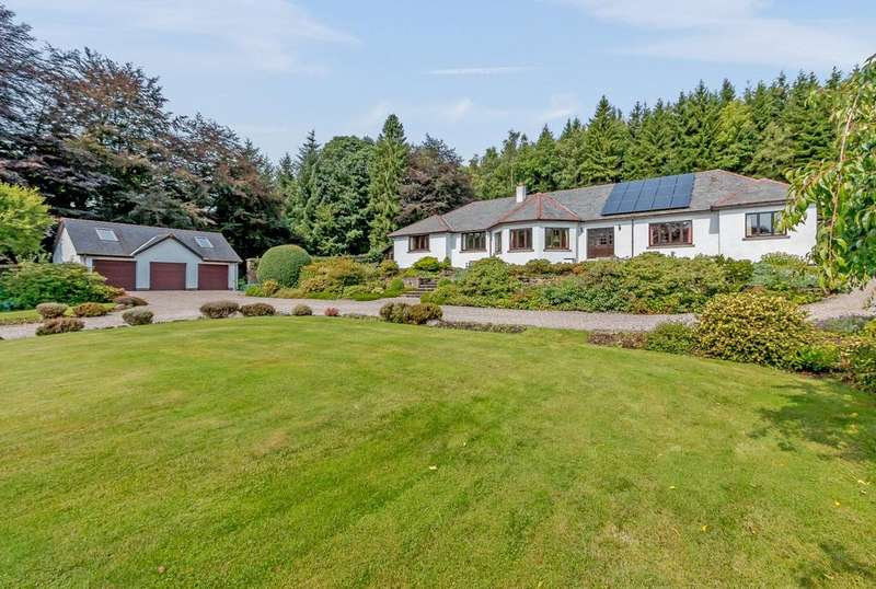 4 Bedrooms Detached House for sale in Alyth, Blairgowrie, Perthshire