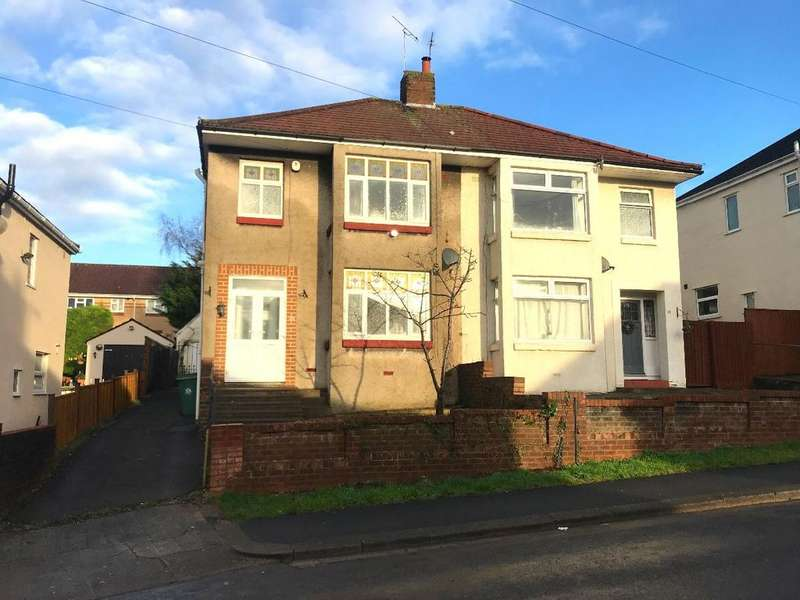 3 Bedrooms Semi Detached House for sale in Stonebridge Park, Eastville, BS5 6RW