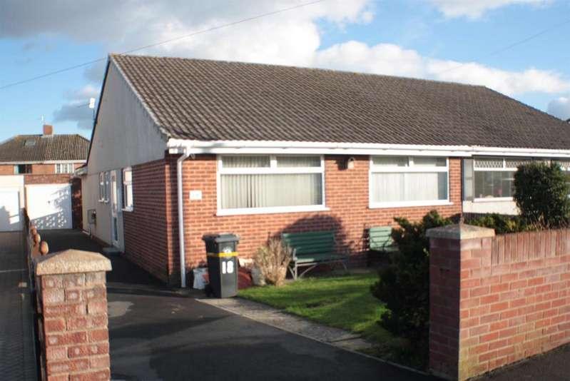 3 Bedrooms Semi Detached House for sale in Elsbert Drive, Bishopsworth, Bristol, BS13 8AL