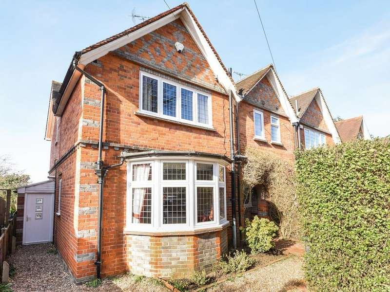 3 Bedrooms Semi Detached House for sale in Upper Redlands Road, Reading, RG1