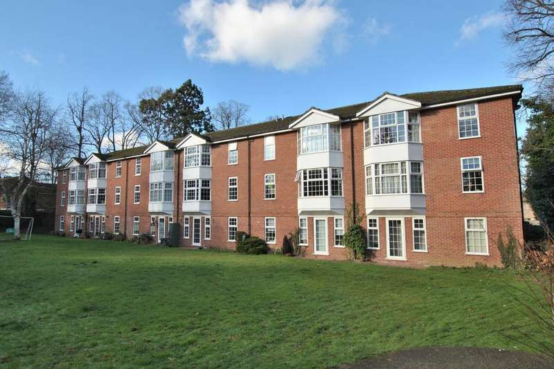 2 Bedrooms Apartment Flat for sale in Armadale Court, Westcote Road, Reading, RG30 2DF