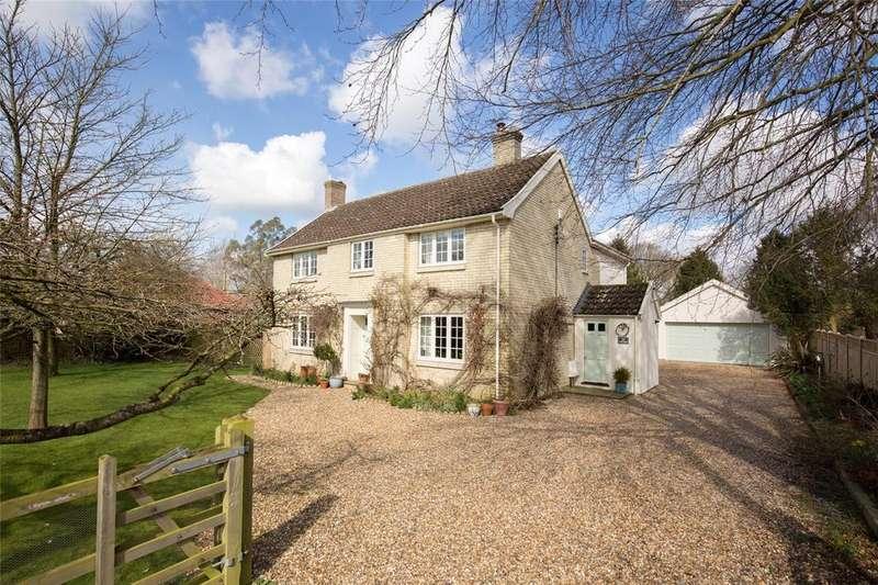 5 Bedrooms Detached House for sale in Mill Road, Hempnall, Norfolk, NR15