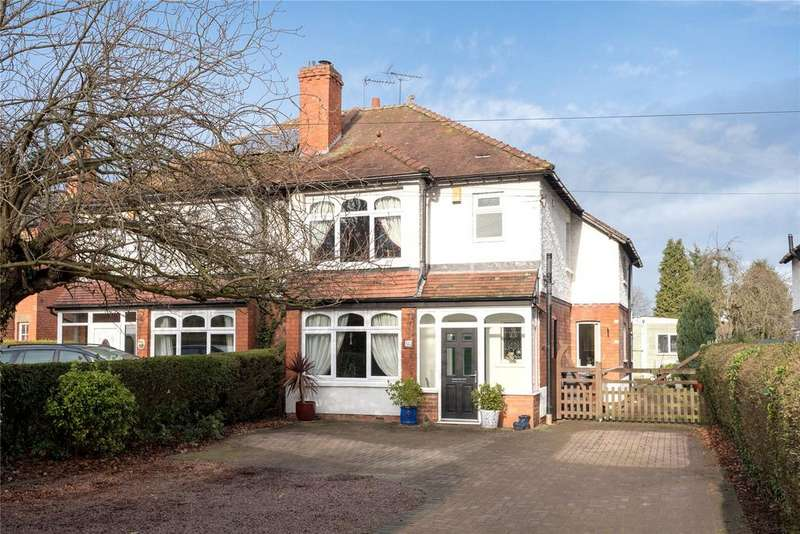 4 Bedrooms Semi Detached House for sale in Doddington Road, Lincoln, LN6
