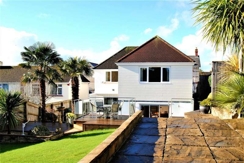 5 Bedrooms Detached House for sale in Ashleigh Road, Barnstaple