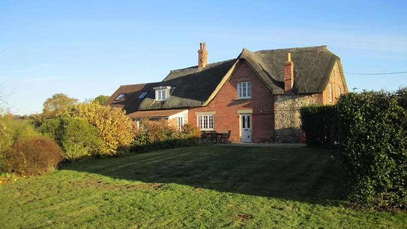 4 Bedrooms House for sale in Bagber, STURMINSTER NEWTON, Dorset