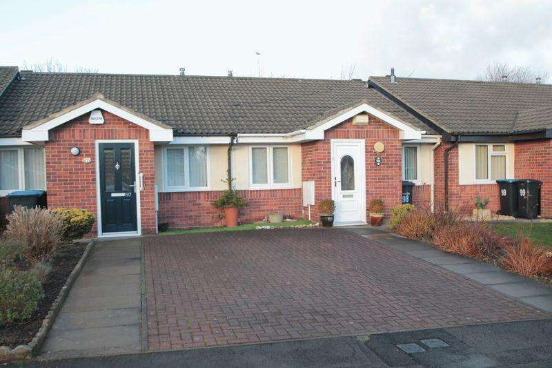 2 Bedrooms Bungalow for sale in Coulby Manor Farm, Coulby Newham