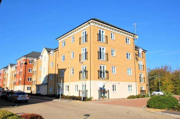 2 Bedrooms Apartment Flat for sale in Dodd Road, Moore Court